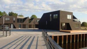 Eksklusive boliger i Åbyen