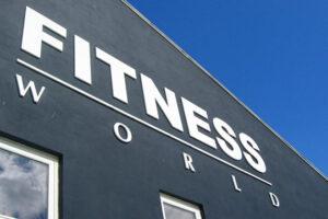 Fitness world Aarhus